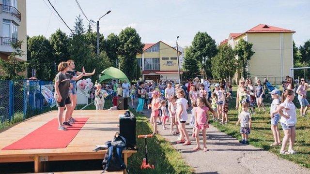 У Львові вчетверте відбудеться свято мікрорайону «Балатон фест»