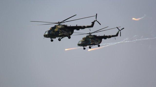 ЗСУ провели військові навчання на узбережжі Азовського моря