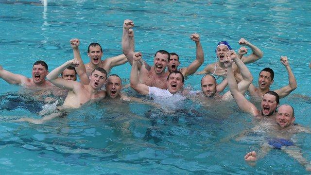 Львівське «Динамо» стало чемпіоном України з водного поло