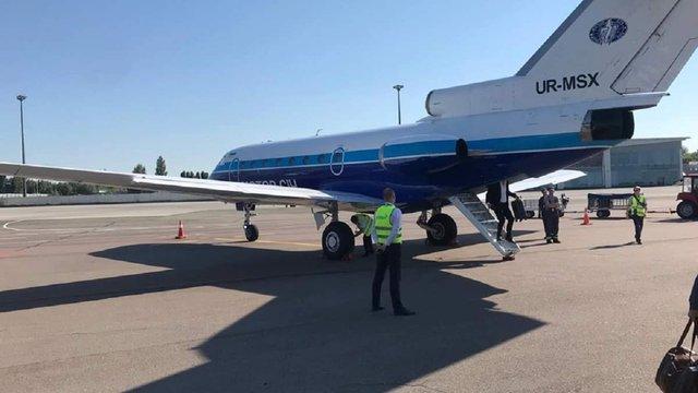 «Мотор Січ» відновила польоти на маршруті Ужгород – Київ без зупинки у Львові