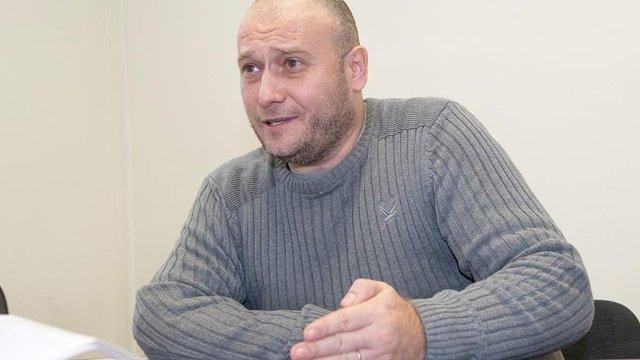 Дмитро Ярош балотуватиметься до парламенту від ВО «Свобода»