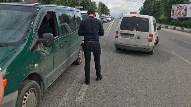 У Тернополі помічник депутата облради побив заступника голови райадміністрації