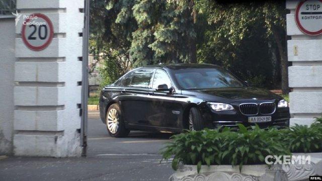 Мільярдер Пінчук потайки відвідував Адміністрацію президента Зеленського