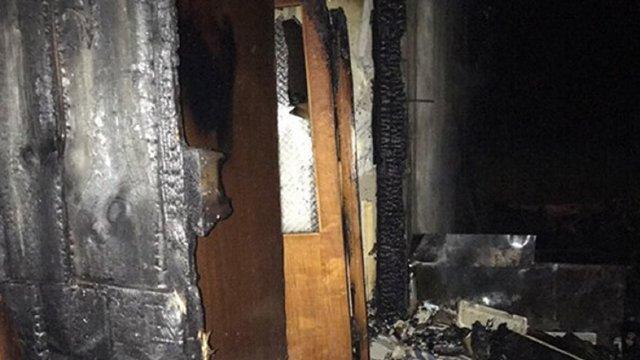 На Бродівщині рятувальникам довелося возити воду для гасіння пожежі за 2 км