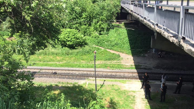 У Львові вантажний потяг на смерть переїхав 24-річного чоловіка