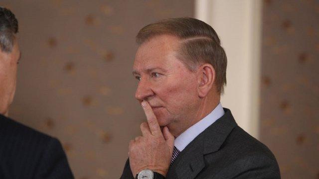 Леонід Кучма запропонував зняти блокаду Донбасу, – ОБСЄ