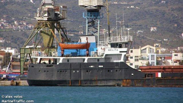 Російський суховантаж порушив український кордон у Чорному морі