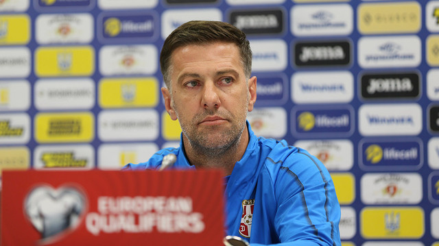 Поки у Львові ми зустрілися виключно з гостинністю українців, – головний тренер збірної Сербії