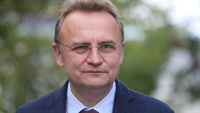 Садовий очолив список «Самопомочі» на виборах до Верховної Ради