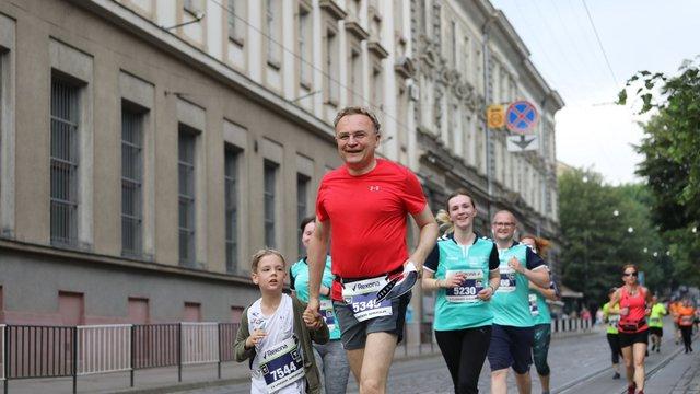 У Львові стартував марафон Molokiya Lviv Half Marathon