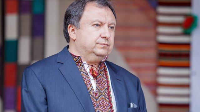Микола Княжицький йде на вибори у львівському окрузі №116 від партії «ЄС»