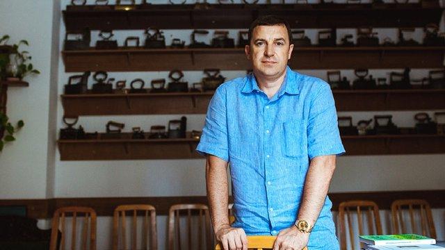 Ярослав Рущишин став кандидатом до Верховної Ради від партії «Голос»