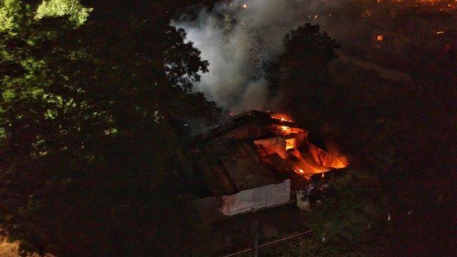 Внаслідок пожежі в одеській психлікарні загинули шестеро людей