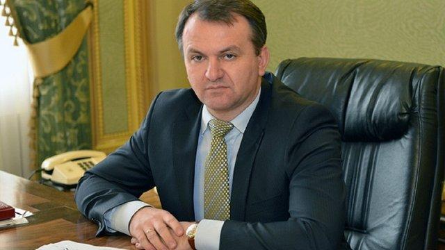Президент офіційно звільнив Олега Синютку з посади голови ЛОДА