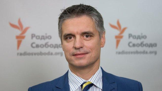Зеленський вніс подання на призначення Вадима Пристайка очільником МЗС