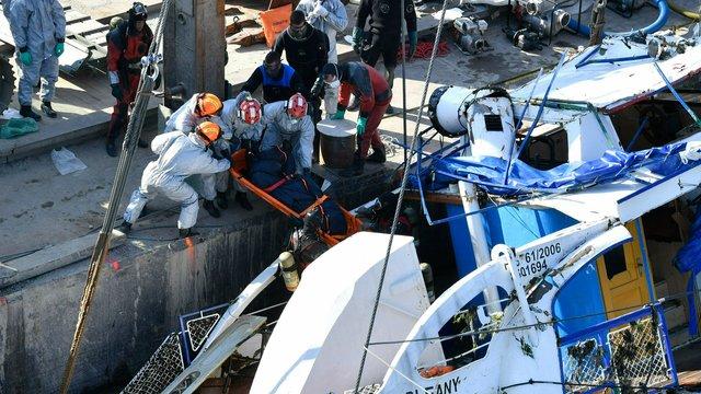 Суд випустив під заставу українського капітана судна, яке зіткнулося з човном у Будапешті
