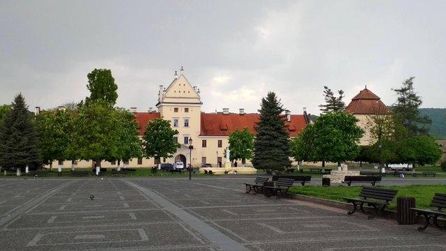 Жовківський замок запрошує на літню школу зі збереження культурної спадщини