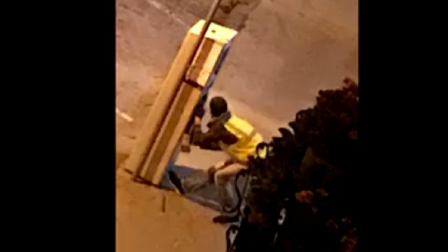 У центрі Львова 32-річний чоловік намагався обікрасти паркомат