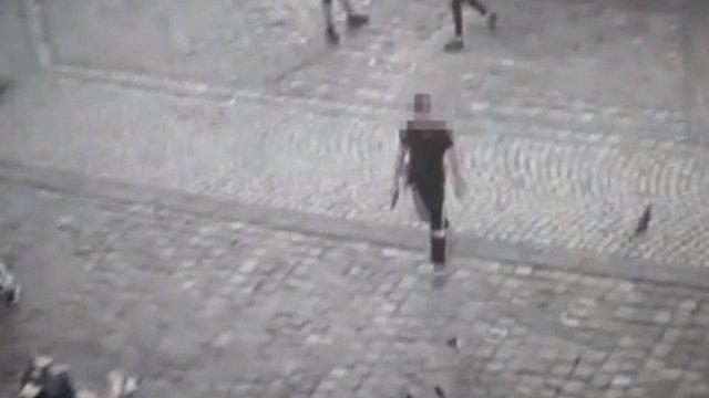 Патрульні затримали 25-річного чоловіка, який стріляв на площі Ринок у Львові