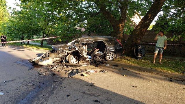 Ужгородську студентку Яну Кострабу після ДТП на Porsche Cayenne взяли під варту