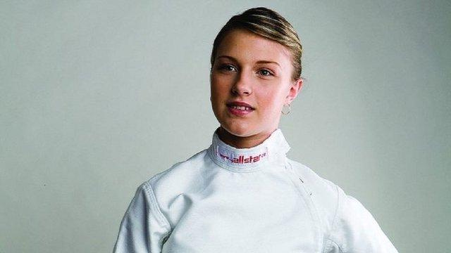 Українська шаблістка Ольга Харлан вшосте стала чемпіонкою Європи з фехтування