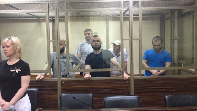 У РФ кримськотатарські фігуранти «справи Хізб ут-Тахрір» отримали від 12 до 17 років в'язниці