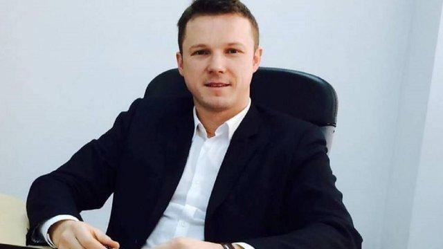 Геннадій Васьків повертається на роботу після місяця лікування опіків обличчя