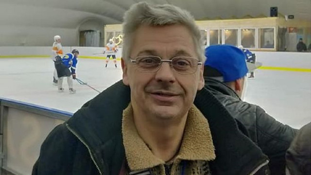 Побитий у Черкасах журналіст Вадим Комаров помер, не виходячи з коми