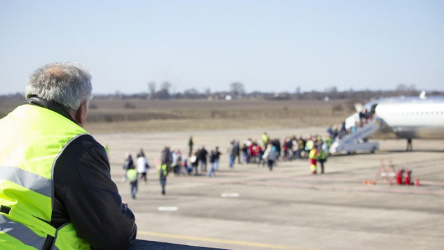 Аеропорт у Рівному вирішили передати в управління приватній компанії
