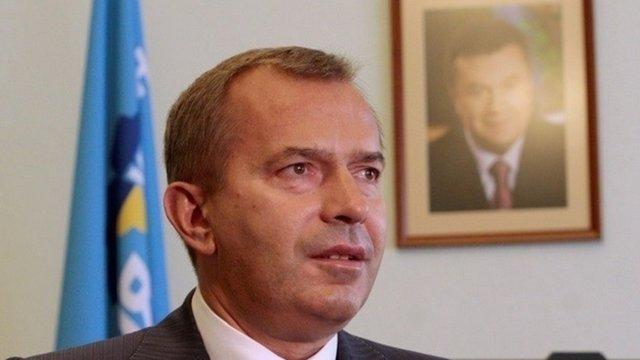 Голова адміністрації президента Януковича балотується у Верховну Раду