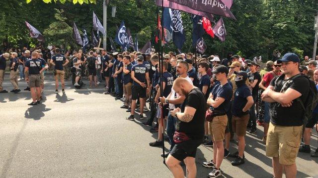 У Києві затримали дев'ять осіб, які планували провокації на Марші рівності
