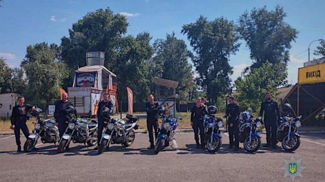 Львівська поліція запускає у місті мотопатрулі