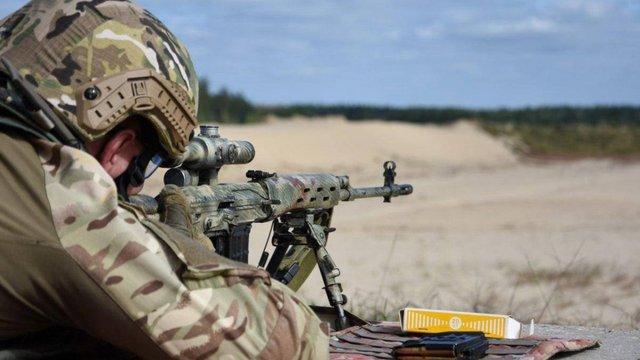 Спецпідрозділ ЗСУ вперше в історії отримав сертифікат НАТО