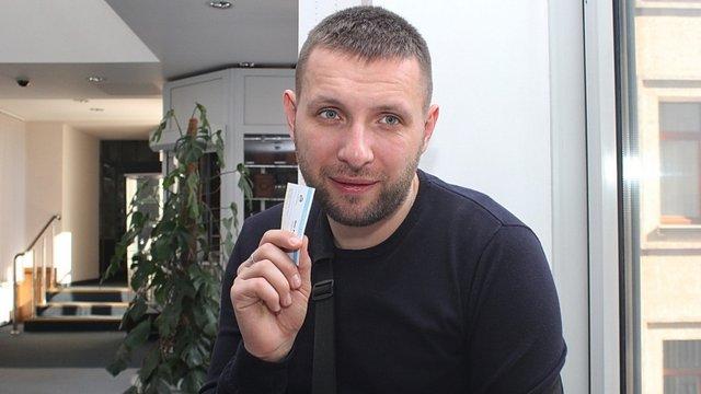 Парасюк оскаржить у суді відмову ЦВК у реєстрації його кандидатом