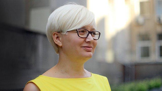 Лариса Ніцой зареєструвалась кандидаткою у депутати від НРУ у львівському окрузі