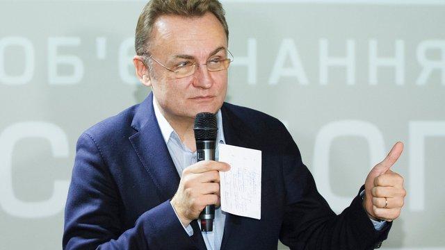 Андрій Садовий назвав «фейковою» судову реформу в Україні