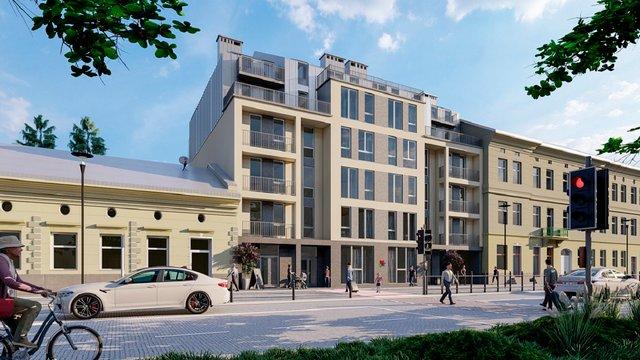 На вул. Личаківській у Львові збудують 6-поверховий житловий будинок