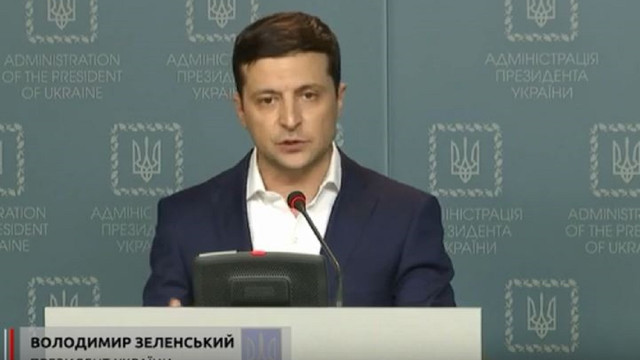 Зеленський звинуватив МЗС України в затягуванні процесу звільнення українських моряків