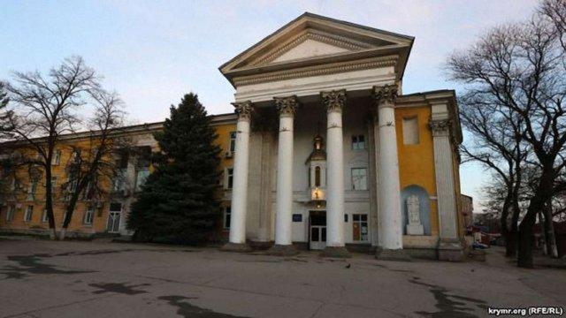 В окупованому Криму «суд» забрав приміщення Кафедрального собору в ПЦУ