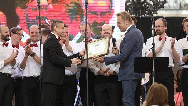 За саундтрек до серіалу «Чорнобиль» львівський хор отримав 25 тис. грн від мерії