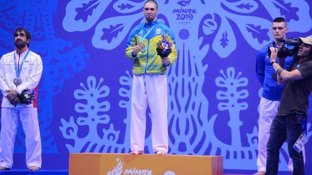 Дев'ятеро львів'ян завоювали медалі на Європейських іграх у Мінську 2019