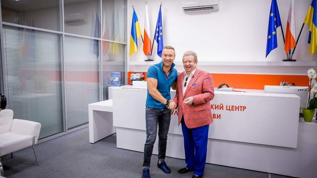 Олег Винник оголосив про виборчий тур з Поплавським на підтримку Аграрної партії