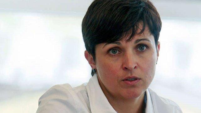 Голова ЦВК поскаржилася натиск збоку «навколопартійних осіб»