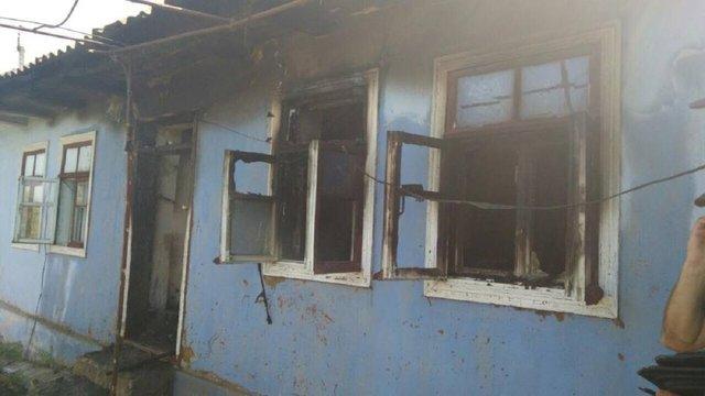 Четверо дітей загинули в пожежі на Одещині