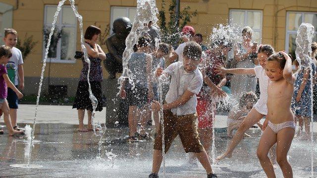 Львів побив історичний температурний рекорд за останні 32 роки