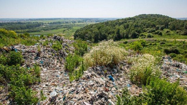 ЛОДА погодила проект рекультивації Грибовицького сміттєзвалища