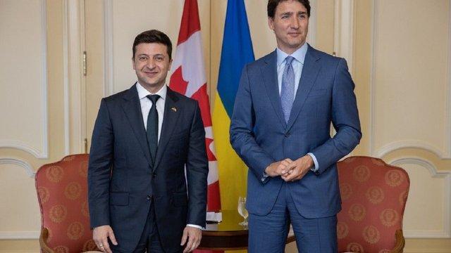 Канада продовжить тренування українських військових та почне постачати бронетехніку