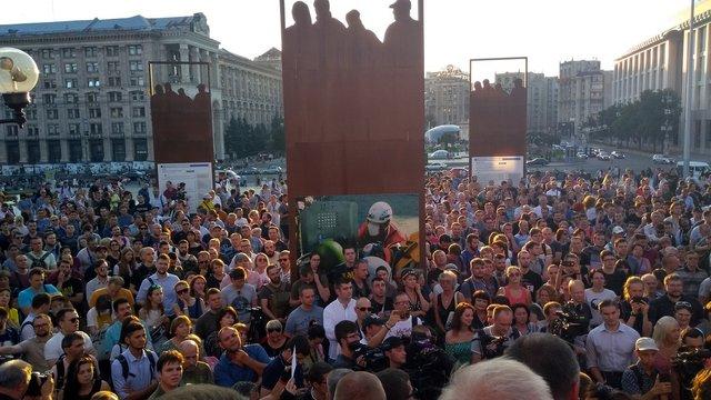 Голова Офісу президента пов'язав протести проти Шарія і Клюєва з розслідуванням дій Порошенка