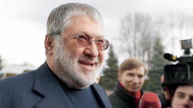 Коломойський назвав війну на Донбасі «внутрішнім громадянським конфліктом»