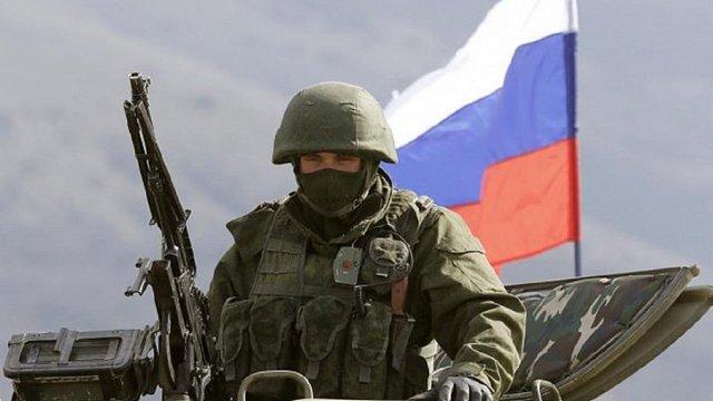 Росія збільшує кількість військ біля українського кордону, – штаб ООС